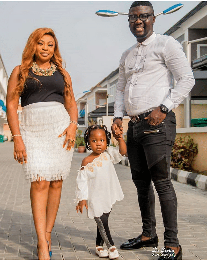 My Wife and I are intact - Seyi Law