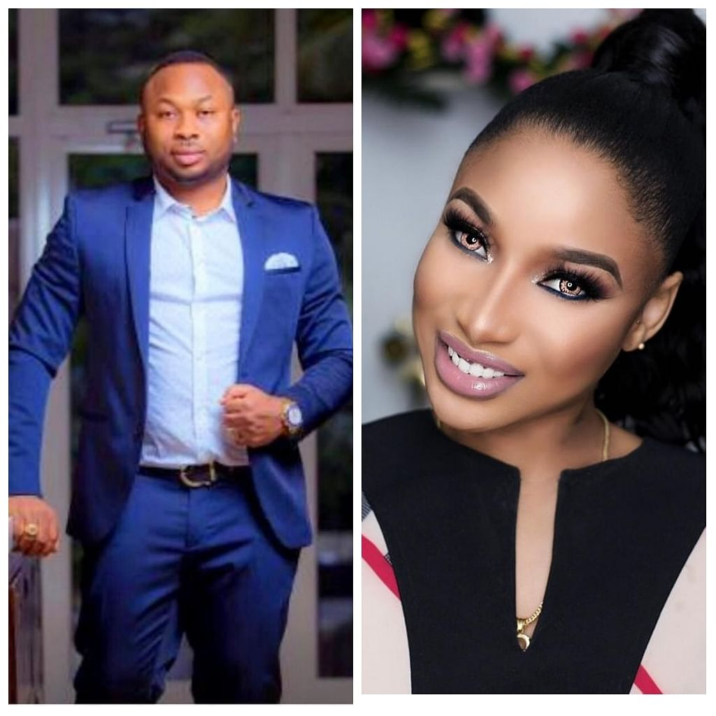 Busted! Mysterious Actress Seen In Dubai With Nigerian Billionaire Revealed
