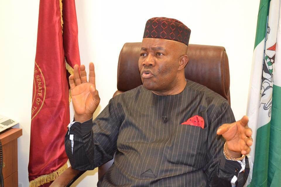 Akpabio Vows To Challenge Election Results