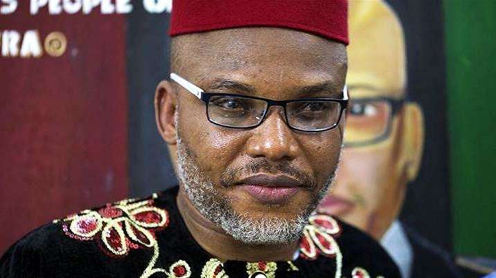 Nnamdi Kanu Calls Off Election Boycott