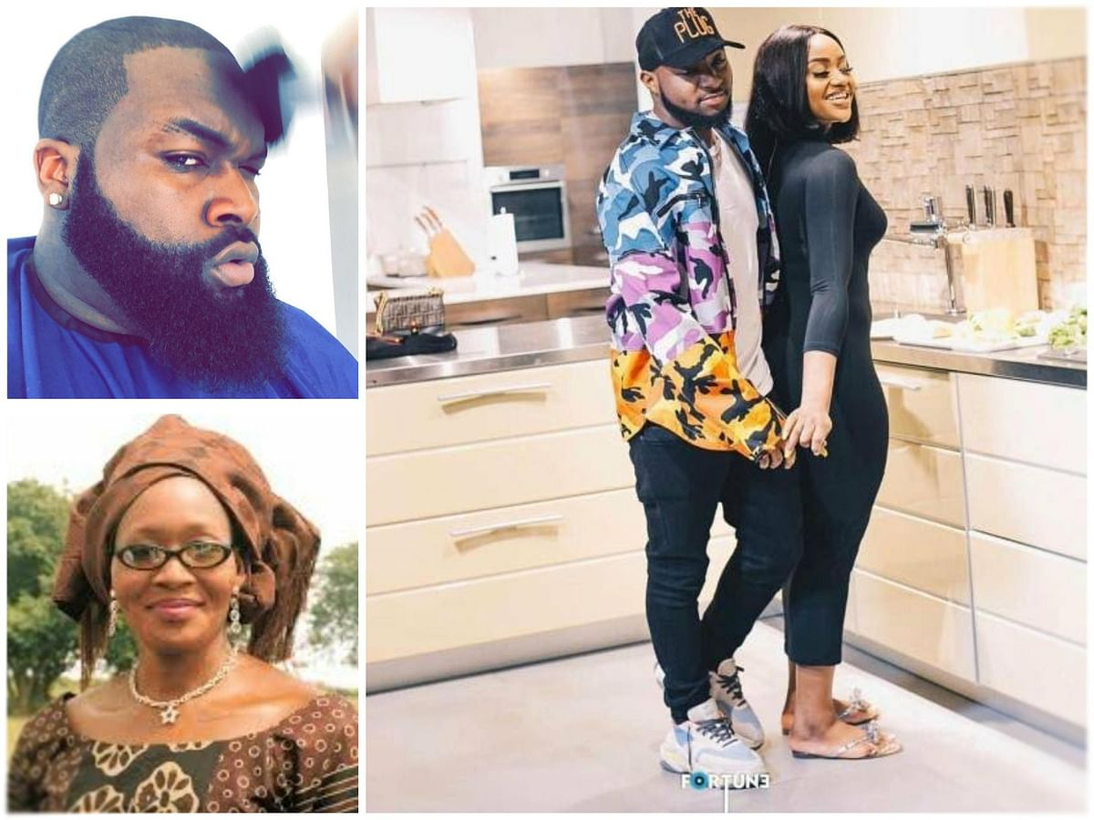 Davido's Hypeman SpecialSpesh Reacts To Kemi Olunloyo's Leaked 'Cheating  Chioma' Chat