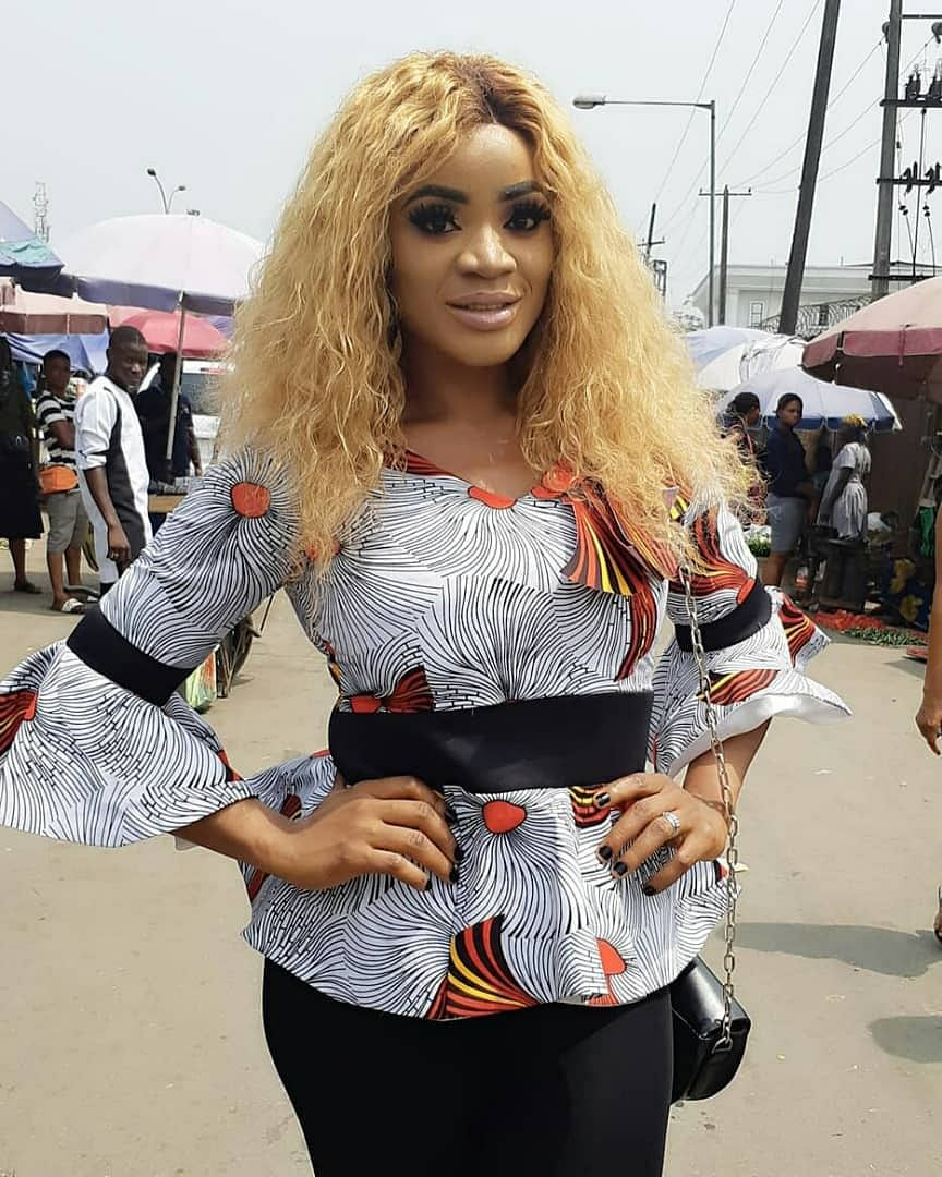 """""""Give an orgasm for Val,"""" Actress Uche Ogbodo Advises"""
