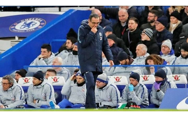 Sarri Accepts His System Is Chelsea's Problem As He Hopes To Turn Things Around