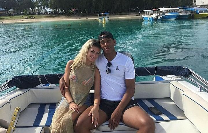 Anthony Martial Apologizes To His Fiancee Amidst Cheating Reports