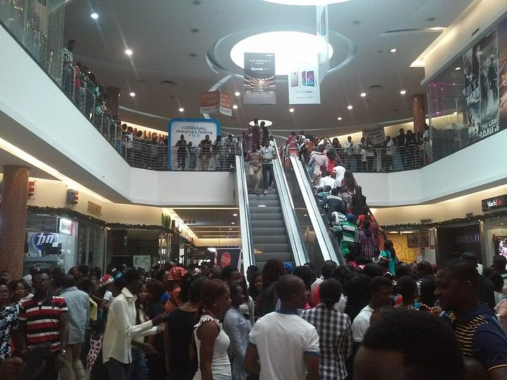 Panic Purchase Grips Lagos Residents Ahead of the Election