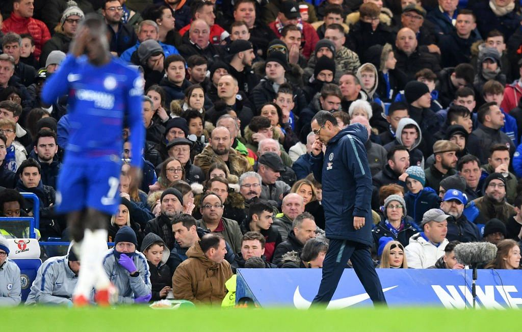 Reactions To Chelsea's Disgraceful Loss To Manchester United