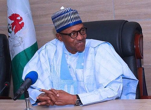 Buhari Receives Certificate of Return