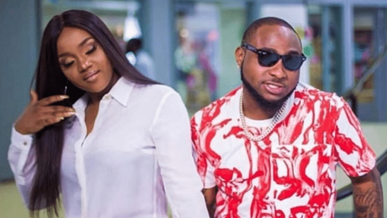 Watch Davido's Surprise Valentine Gift To Chef Chioma