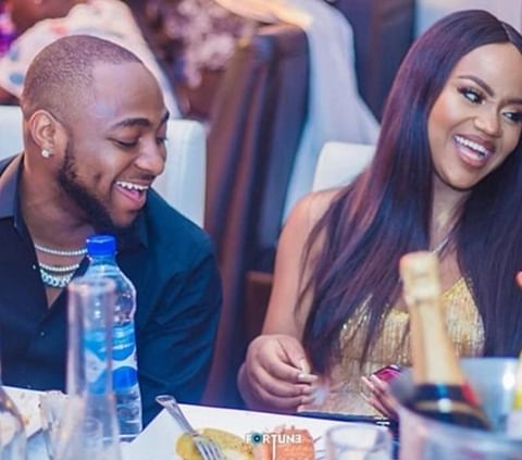Watch Davido's Surprise Valentine Gift To Chioma, Including A Slap On Her Buttocks