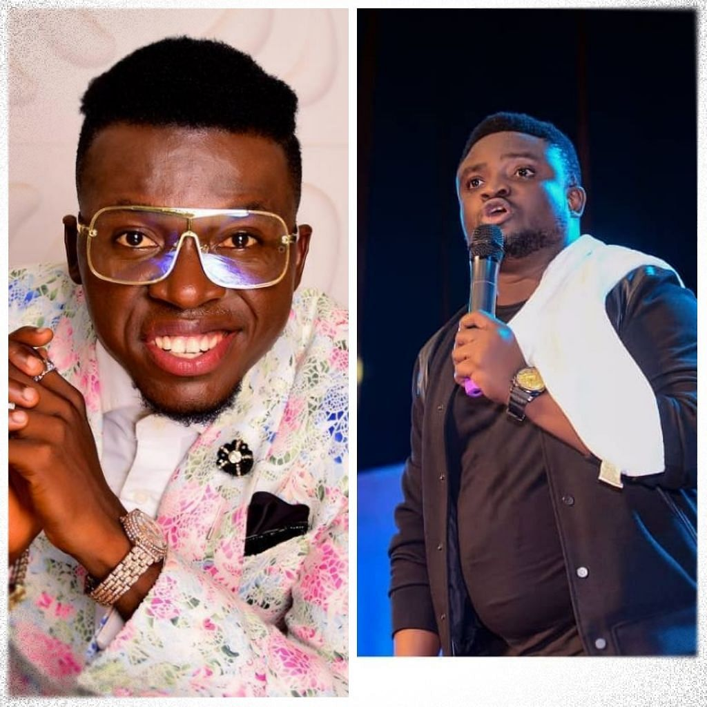 Akpororo and Acapella (Nigerian Comedians)