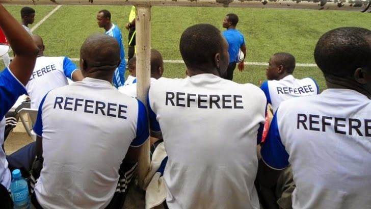 18 Referees Suspended By The Nigeria Referees Association