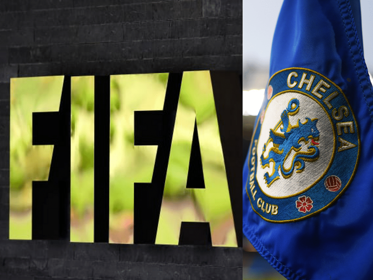 FIFA Bans Chelsea From Signing Players For Two Transfer Windows