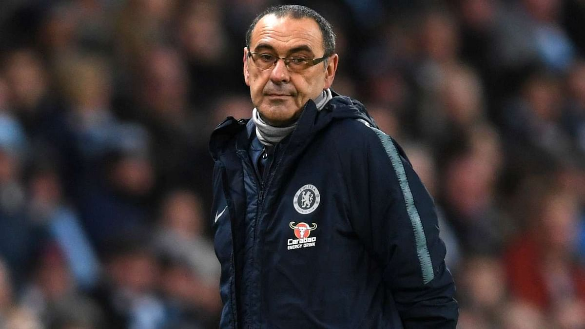 Sarri Takes Responsibility for Chelsea's Round of Defeat