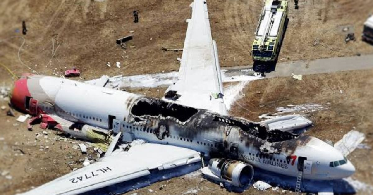 Plane Crash Survival Tips: Learn How To Stay Safe