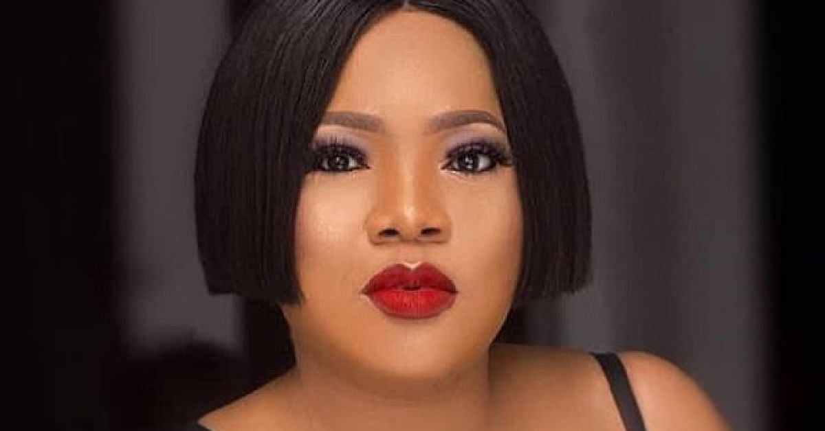 Married! Toyin Abraham Is Now Officially Off The Market
