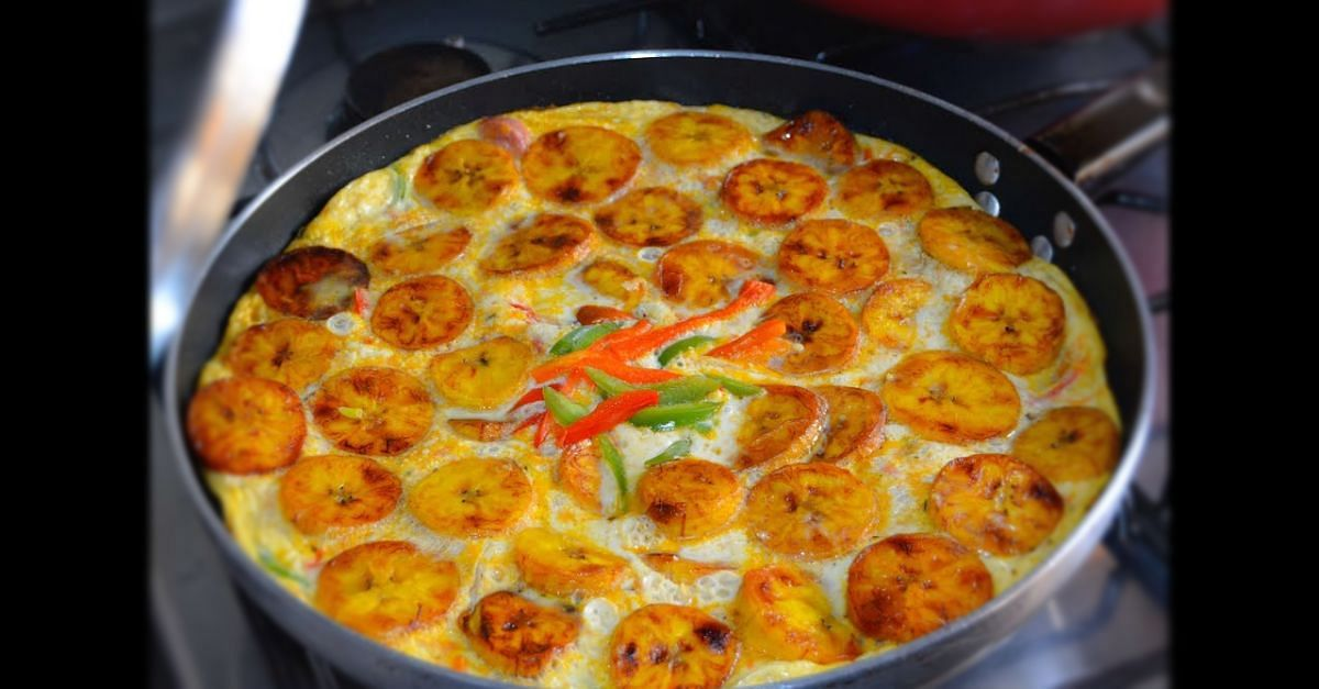 Egg Coated Fried Plantain: Learn Simple Ways To Make It