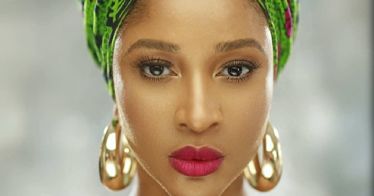 Actress Adesua Etomi Finally Pregnant