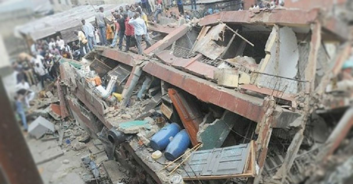 Ita-Faji Building Collapse: 20 Persons Were Dead On Arrival At The Hospital