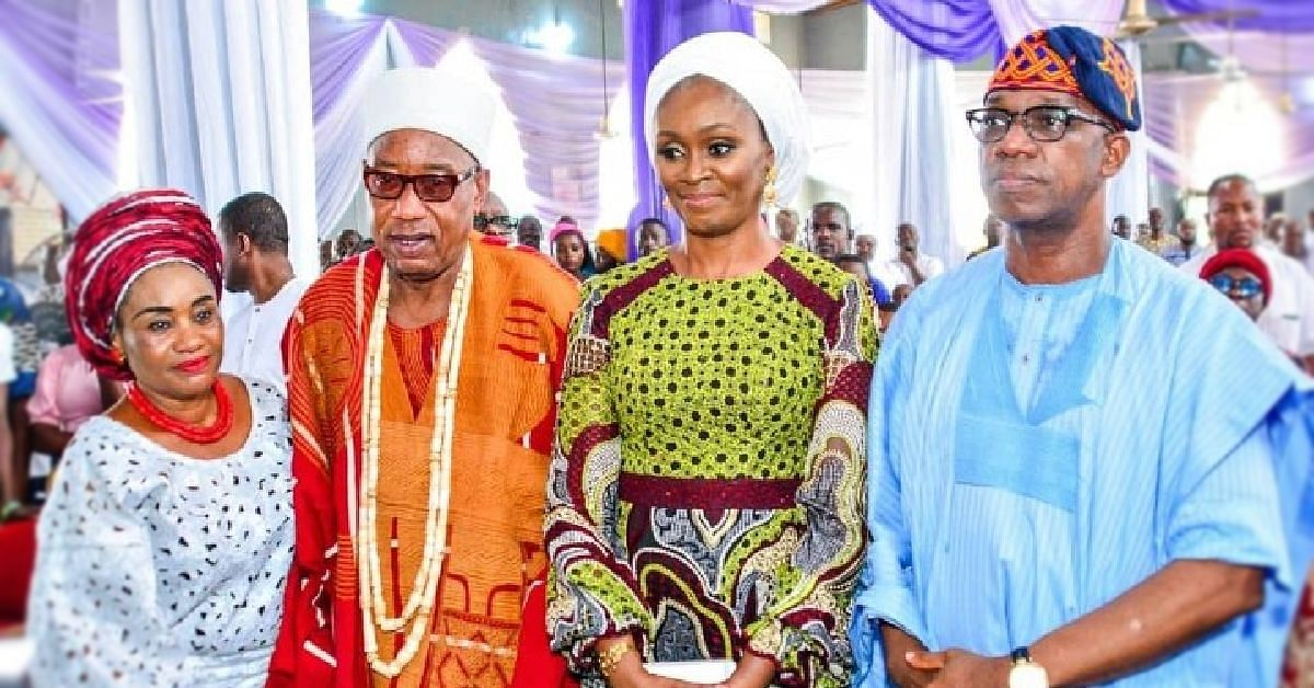 Notable Personalities Attend Dapo Abiodun's Victory Party