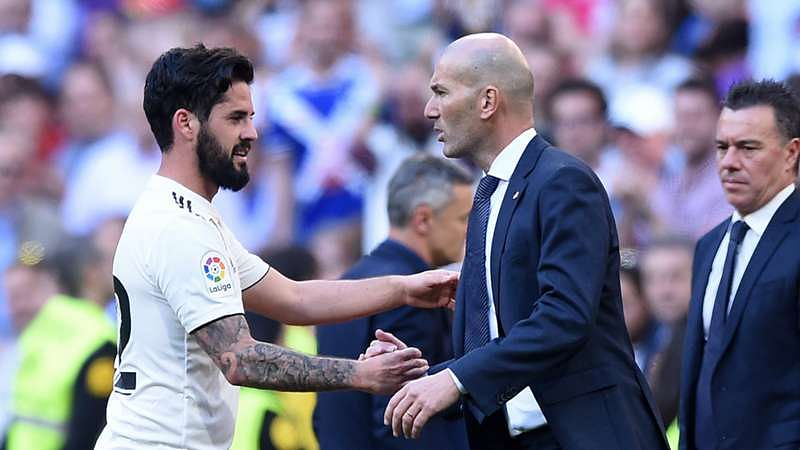 Isco And Bale Hand Zidane Welcome Back Victory Against Celta