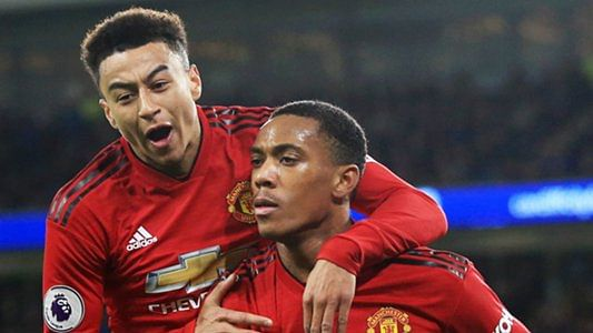 Martial, Herrera And Lingard Miss Out On Man United's Trip To Paris