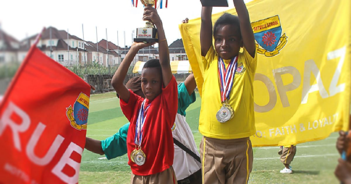 Artville School Interhouse Sports Competition