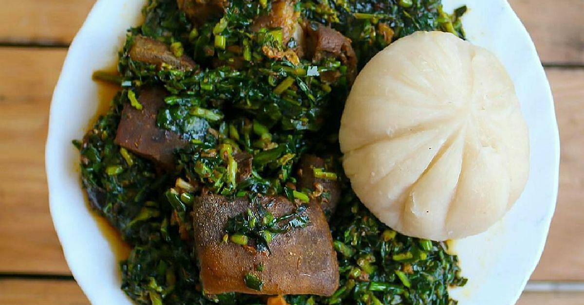 Mouthwatering Edikang Ikong: Prepare This Delicacy In Easy Steps