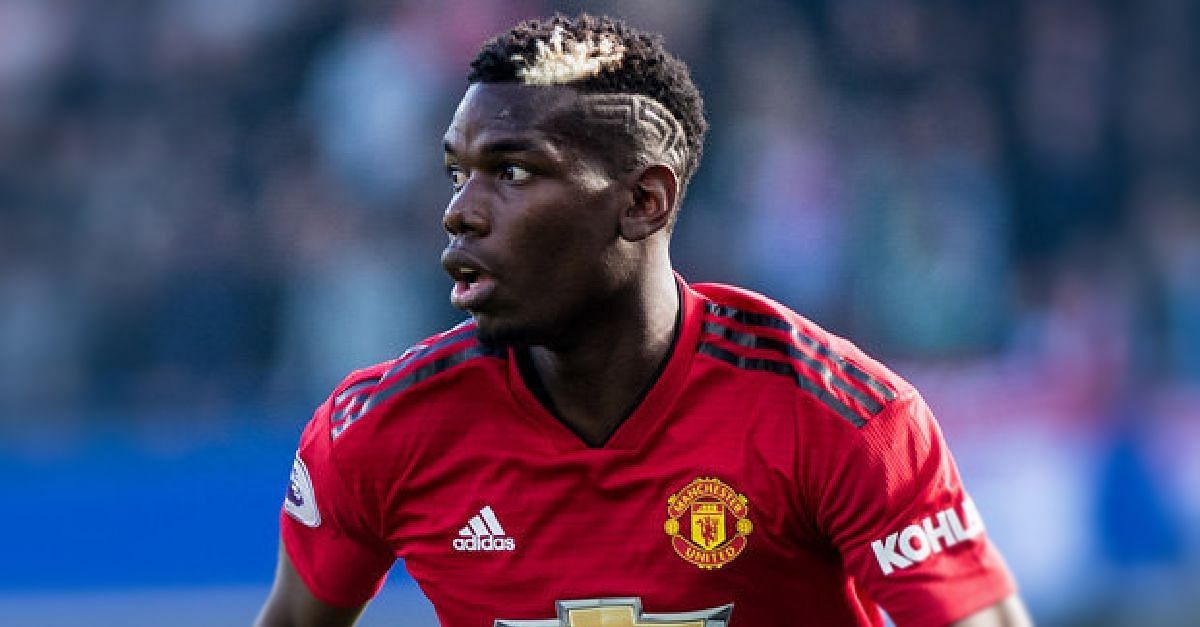 Pogba Fuels Man Utd Exit Rumours With Zidane And Real Madrid Talk