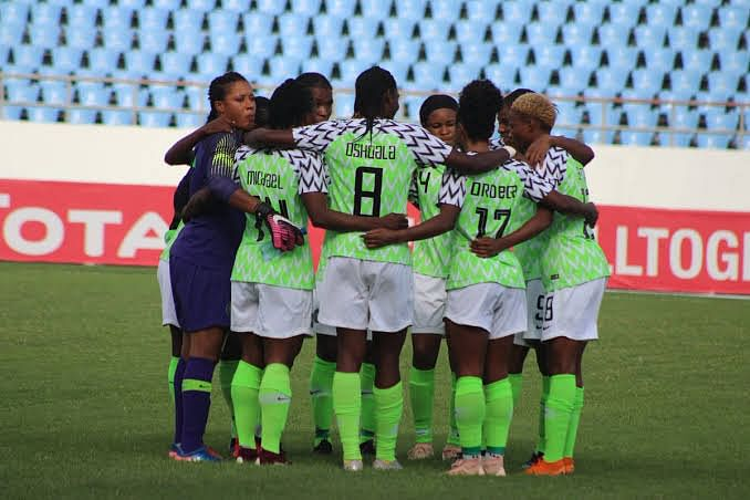 Nigeria's Super Falcons Move Up In Latest FIFA Rankings