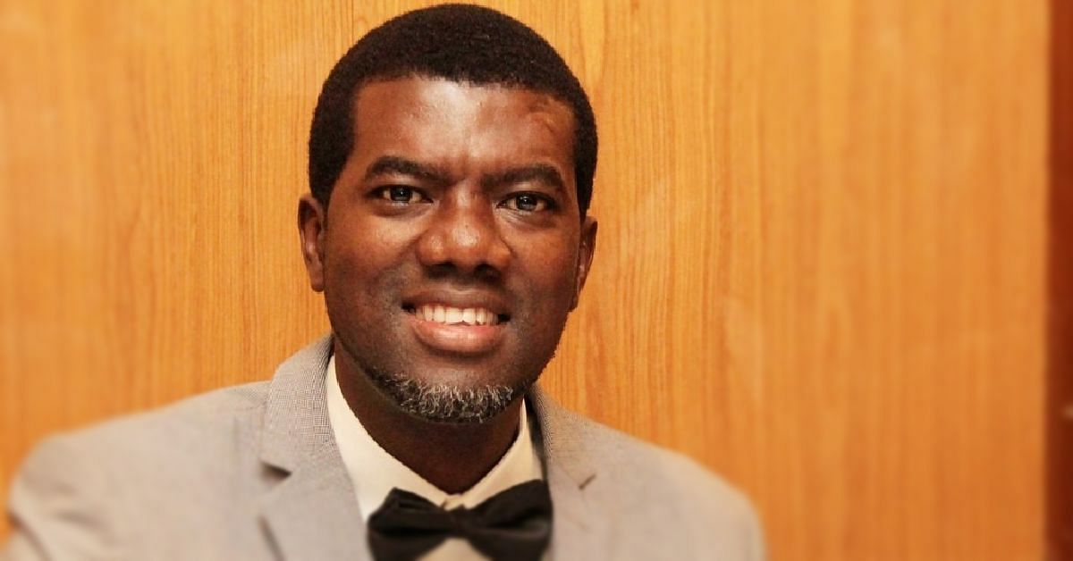 Sex Outside Marriage Devalues You And Premarital Sex Is For Animals - Reno Omokri