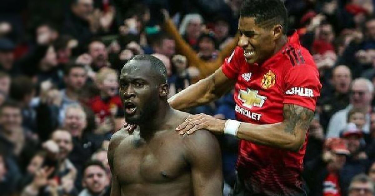 Lukaku Brace Pushes Manchester United Into Top Four