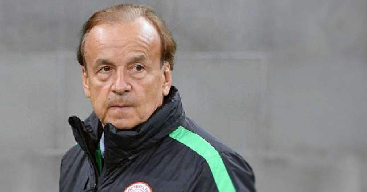 No New Players Will Be Invited To The Super Eagles - Gernot Rohr
