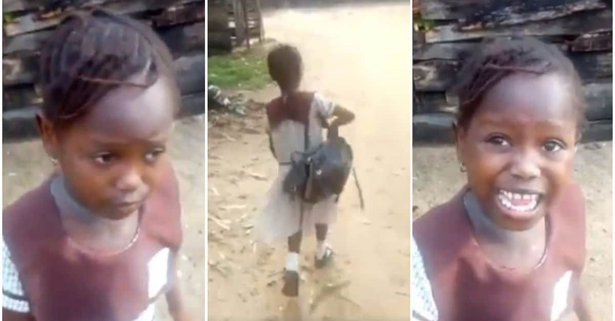 Etebo, AY, Mr. Jollof And Other Celebrities Help School Girl In Viral Video With School Fees