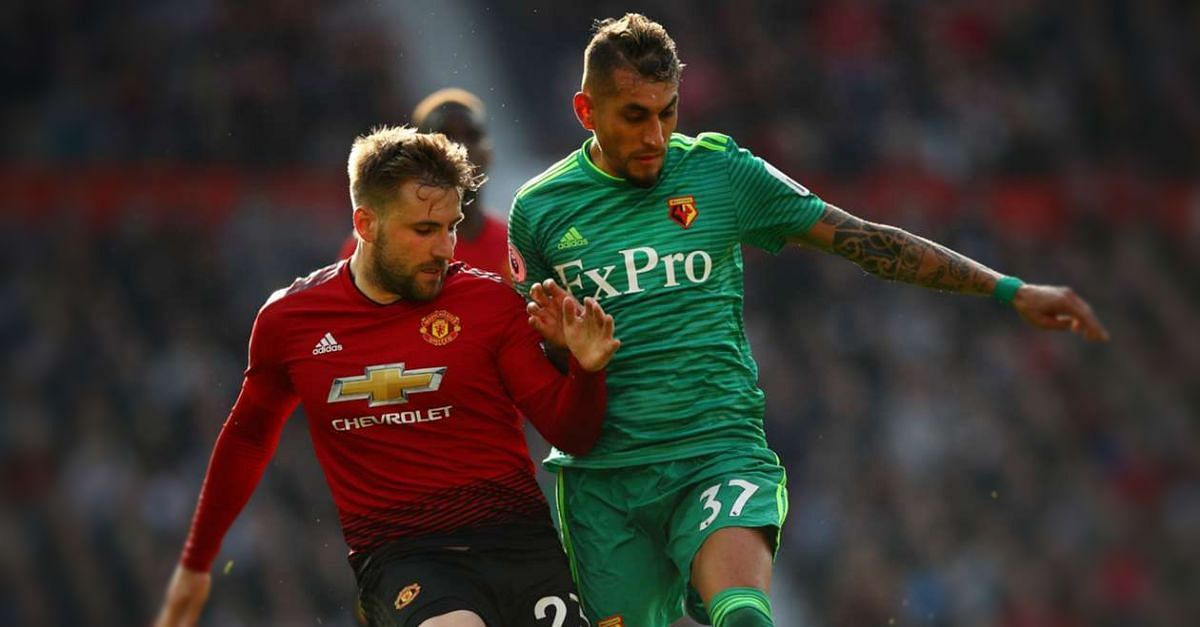 Luke Shaw: Man United Lucky Against Watford