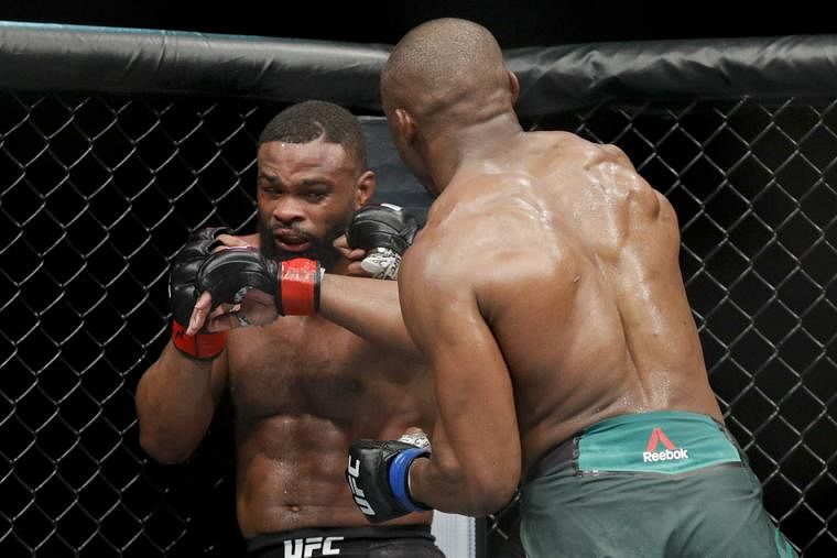 Who Is Kamaru Usman, The First African UFC Champion From Nigeria?