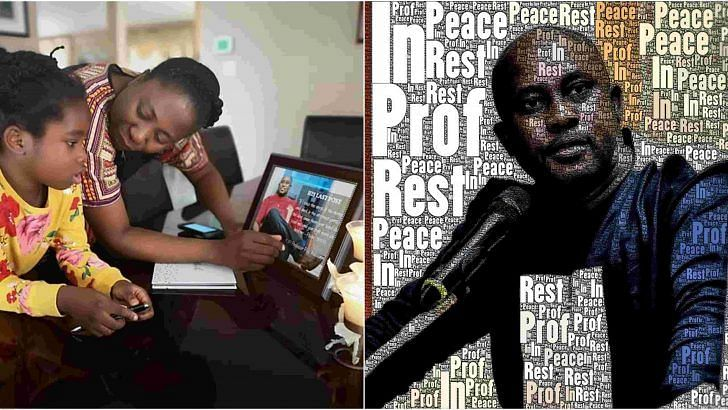 Prof. Pius Adesanmi's Widow Breaks Silence With Emotional Tribute