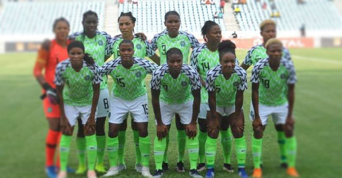 Nigeria 4-3 Slovakia: Super Falcons Earn First Win At Cyprus Cup