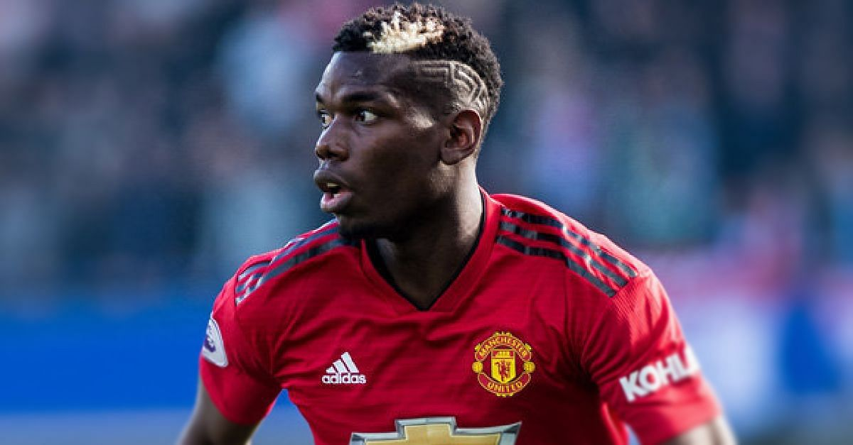 Paul Pogba Fuels Man Utd Exit Rumours With Zidane And Real Madrid Dream Talk