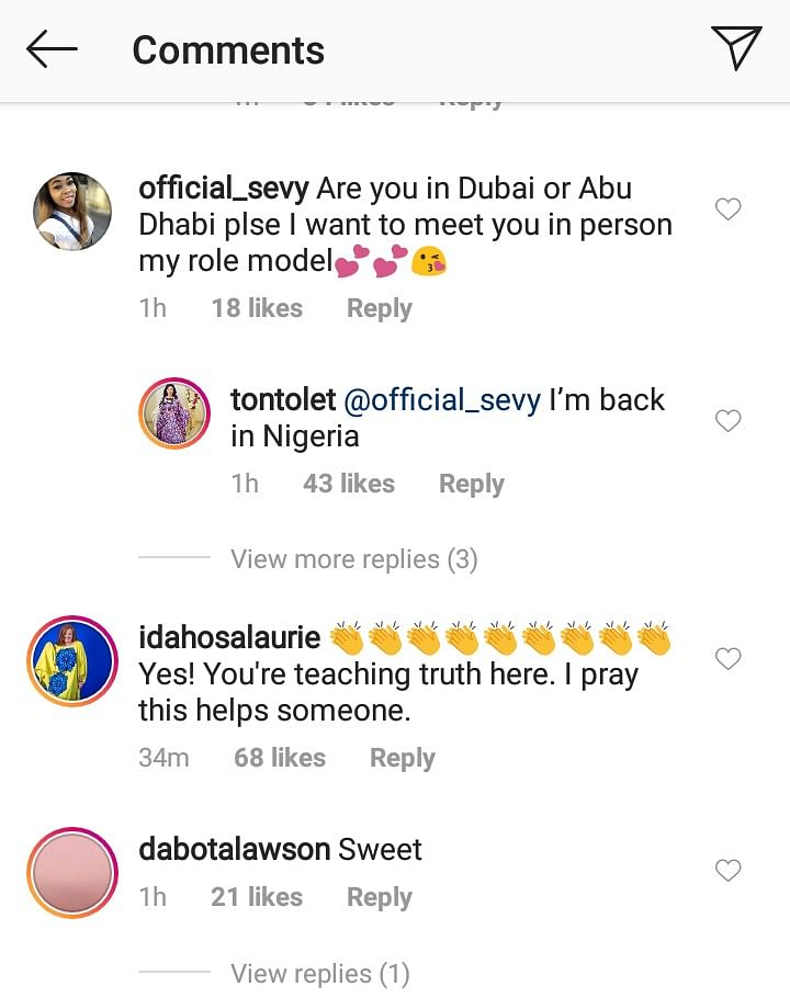 Tonto Dikeh Shuts Down Social Media With Her Dress Of 1500 Naira