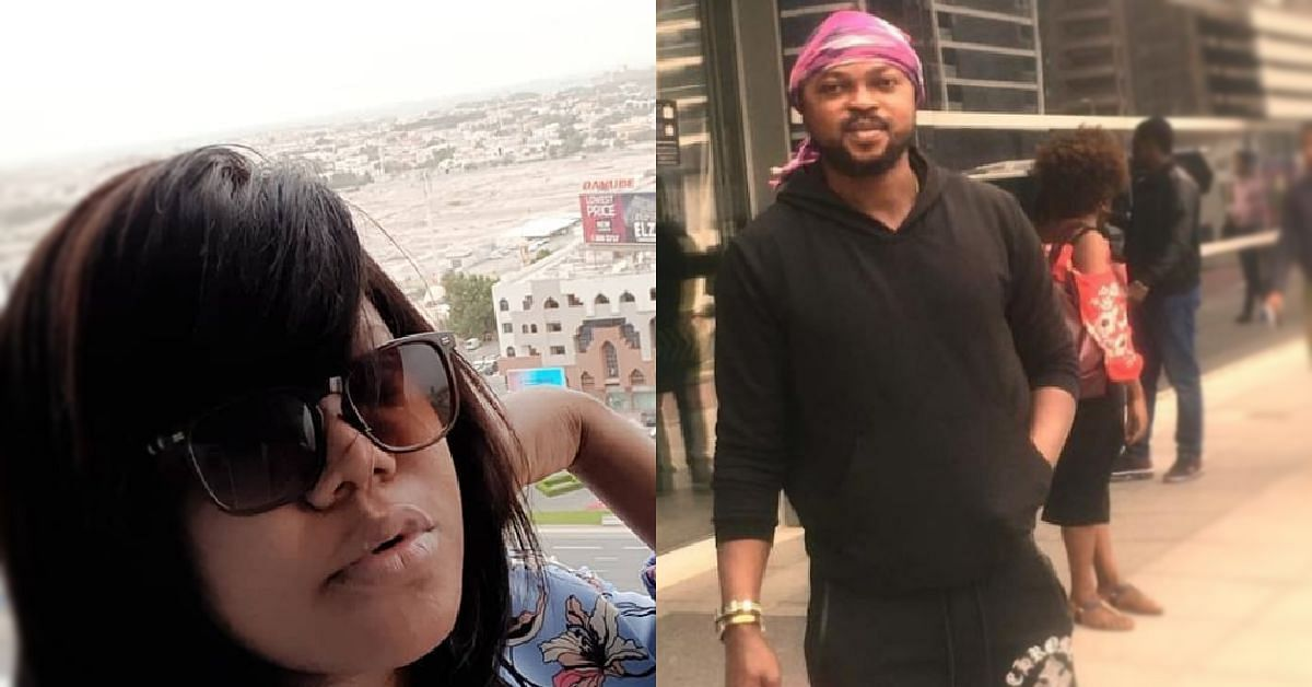 Toyin Abraham And Husband Honeymoon In Dubai
