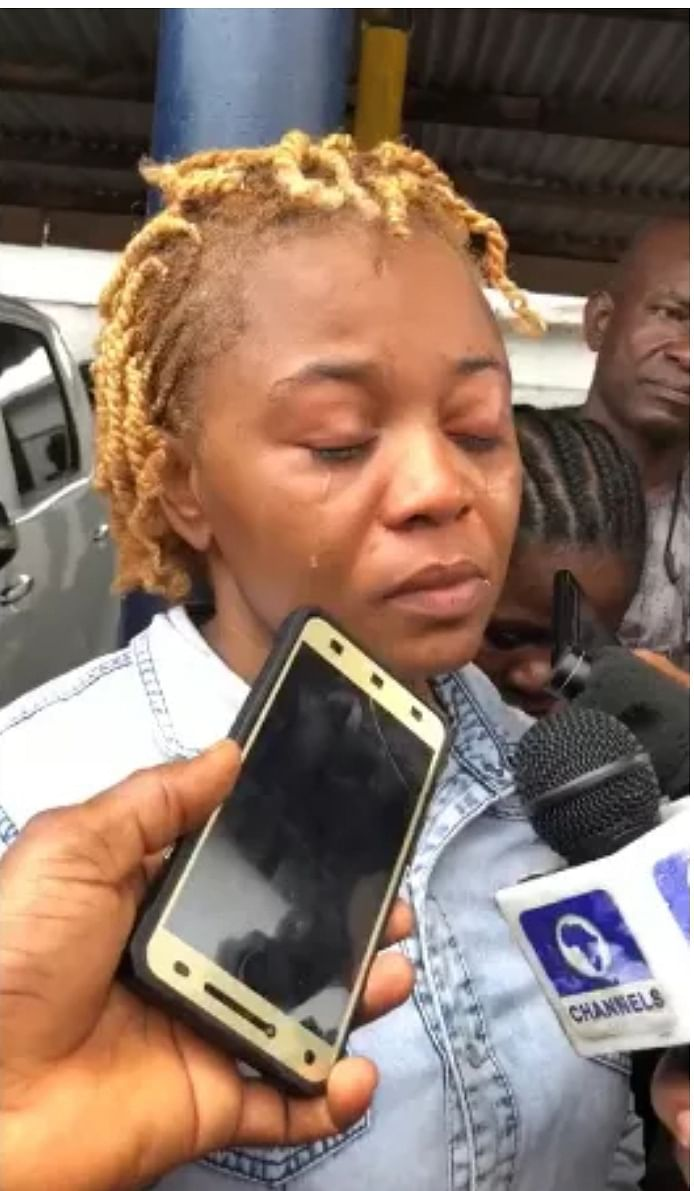 My Image Has Been Tarnished  - Woman Disgraced In Viral Video