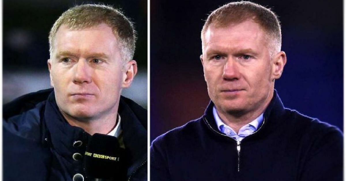 Paul Scholes Leaves Oldham With Immediate Effect