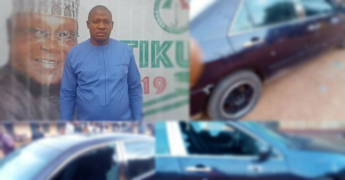 Read! How A Man Escaped Assassination Attempt By Political Thugs