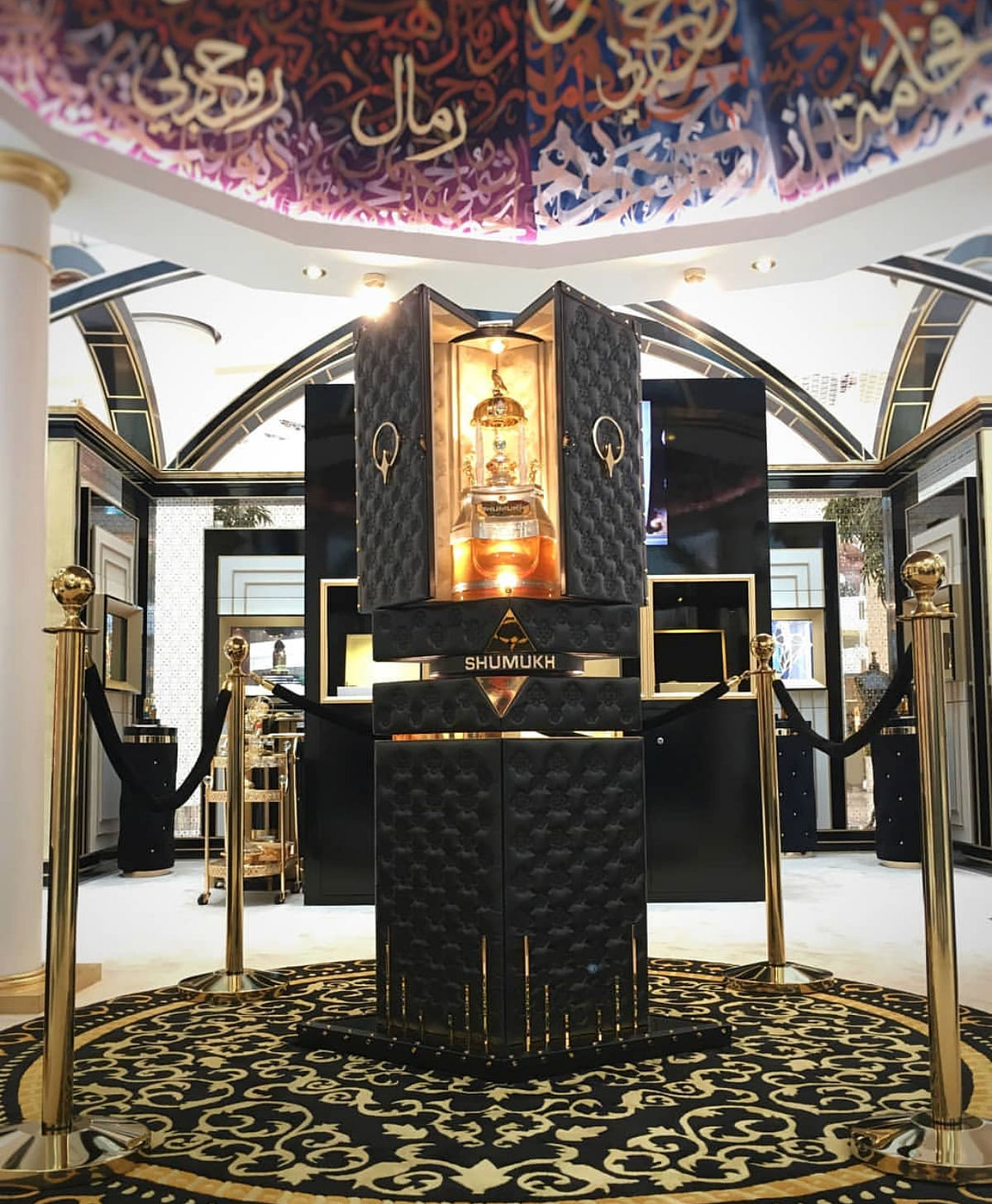 Revealed! See The World's Most Expensive Perfume