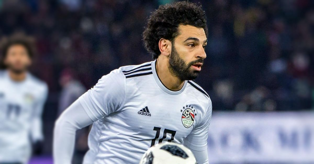 Why Salah Would Miss Egypt's Clash Against Super Eagles