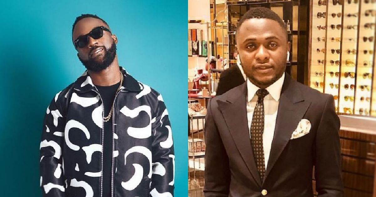 Iyanya and Ubi Franklin Battle over Made Men Music Group