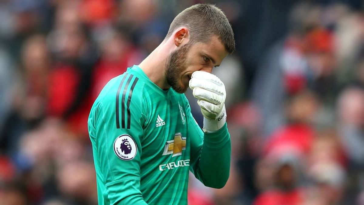 David De Gea's Mistake Cost Man United Victory Against Chelsea