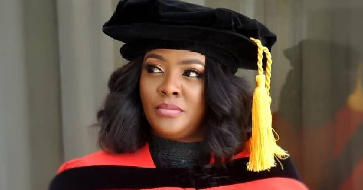 Comedienne, Helen Paul, Says She Is The Result Of A Rape Encounter
