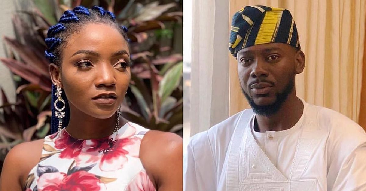 Simi Refuses To Acknowledge Her Marriage To Adekunle Gold