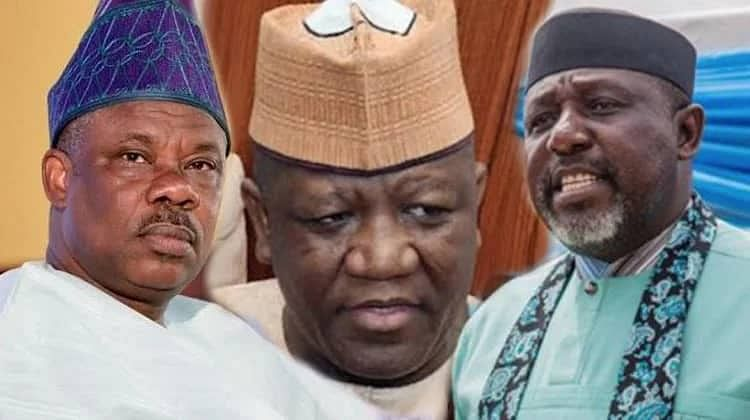 Immunity: Why Okorocha, Yari and Amosun Dread May 29